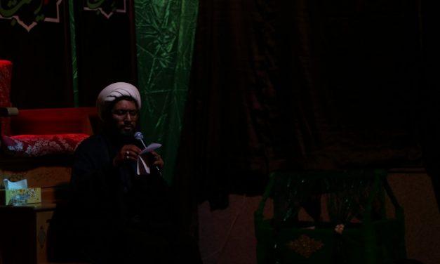شب عاشورا حسینی هیئت محبان الرضا علیه السلام در بیت العباس/صوت