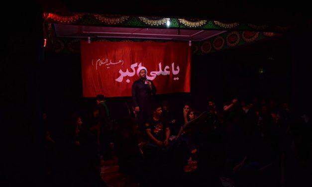 شب هشتم محرم/صوت