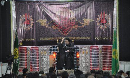 گزارش تصویری شب شهادت امام رضا علیه السلام