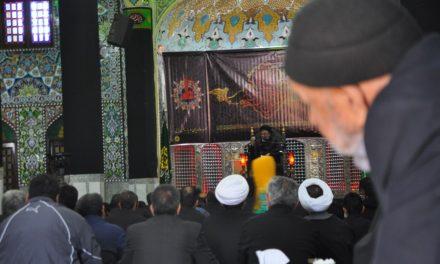 گزارش تصویری ظهر شهادت امام رضا علیه السلام
