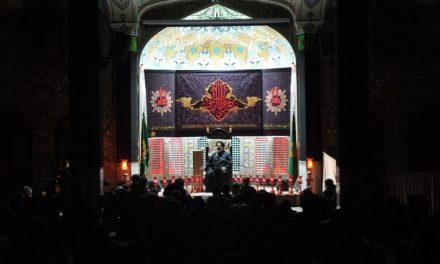 گزارش تصویری شام شهادت امام رضا علیه السلام