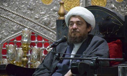 گزارش تصویری شب دوم سخنرانی دانشمند معظم آیت الله تبریزیان
