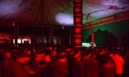 مراسم عزاداری شام غریبان حضرت زهرا سلام الله علیها به روایت تصویر