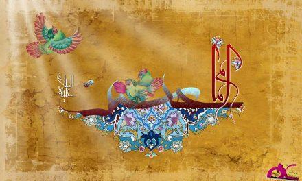 """حسين سلطان عشق،عباس ساقي عشق،زينب شاهد عشق و سجاد راوي عشق. کاروان عشق در راه است و خود """"عشق"""" نيمه شعبان خواهد آمد…اعياد شعبانيه مبارک"""