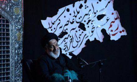 مراسم شب دوم محرم بیت الرضا(ع)+ویدئو