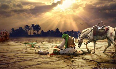 گوشه ای از کرامات حضرت ابوالفضل عباس(ع)
