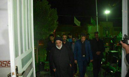 بیت الرضا(ع)شهرستان بهاباد میزبان هیئت محبان الرضا(ع)شهرستان بافق