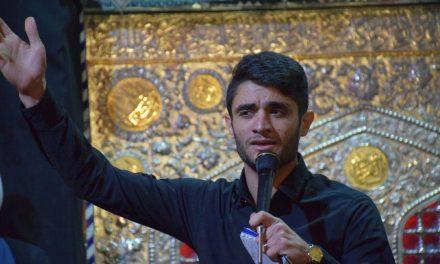 کربلایی محسن عراقی