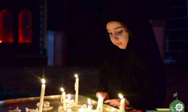 شب شهادت حضرت رقیه(س)