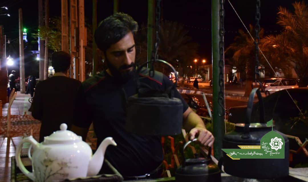 شام شهادت حضرت رقیه(س)