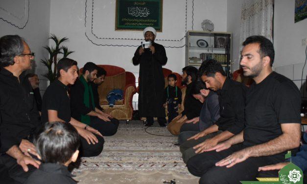 مراسم عزادارے شهادت پیامبر و امام حسن مجتبی (علیهم السلام)