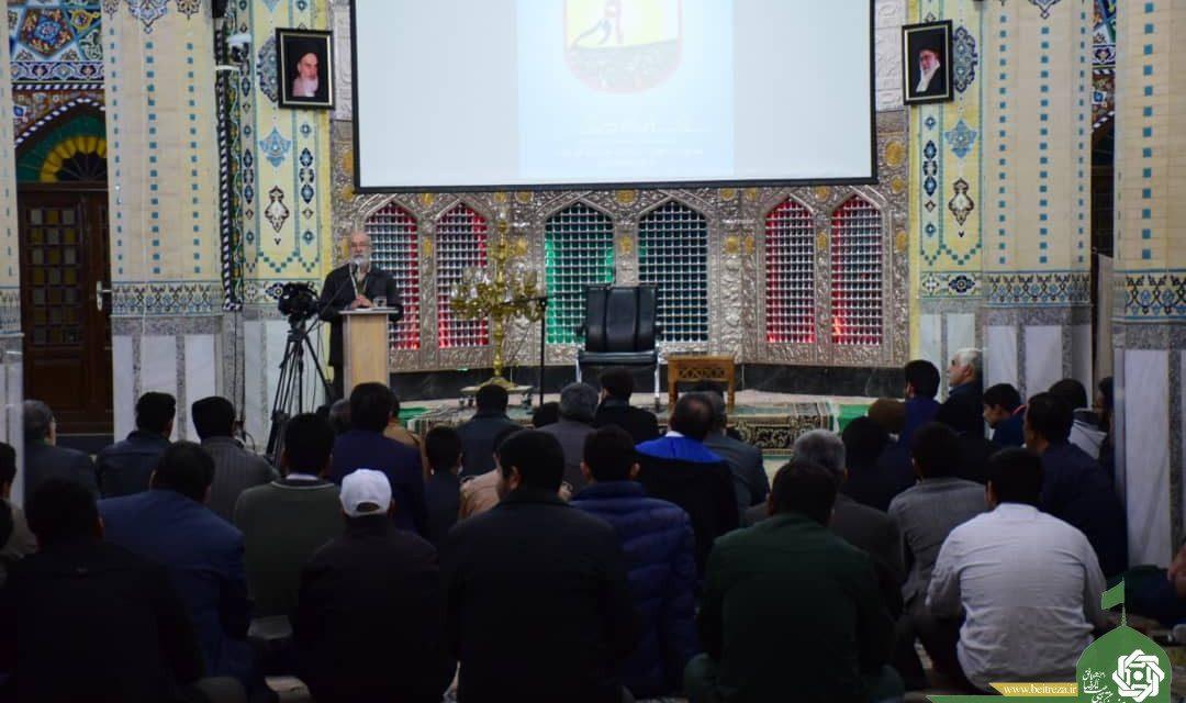 برگزاری مراسم بزرگداشت حماسه 9 دی