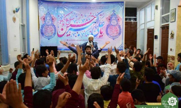 جشن میلاد حضرت علی اکبر علیه السلام