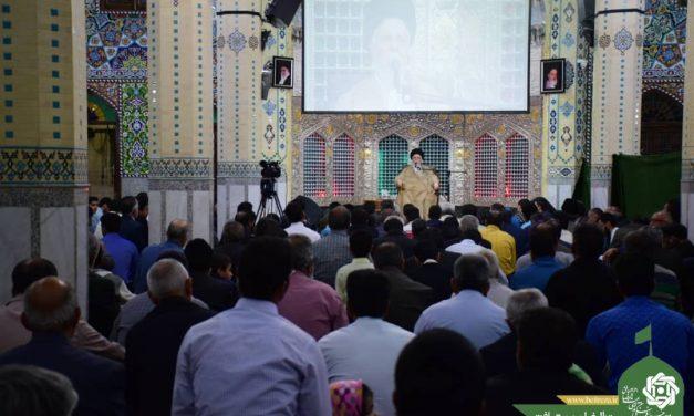دومین شب مراسم جشن عید مبعث