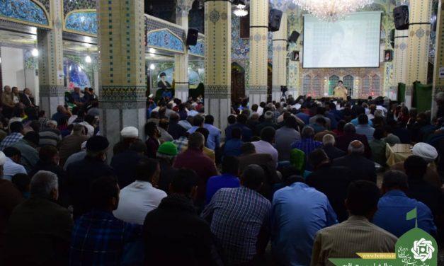 سومین شب مراسم جشن عید مبعث