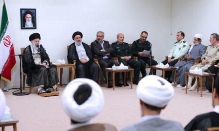 بیانات رهبری در دیدار کنگره شهدای کردستان