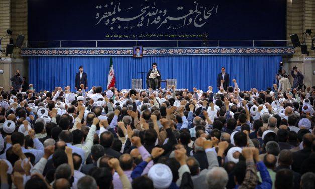 بیانات رهبری در دیدار کارگزاران حج