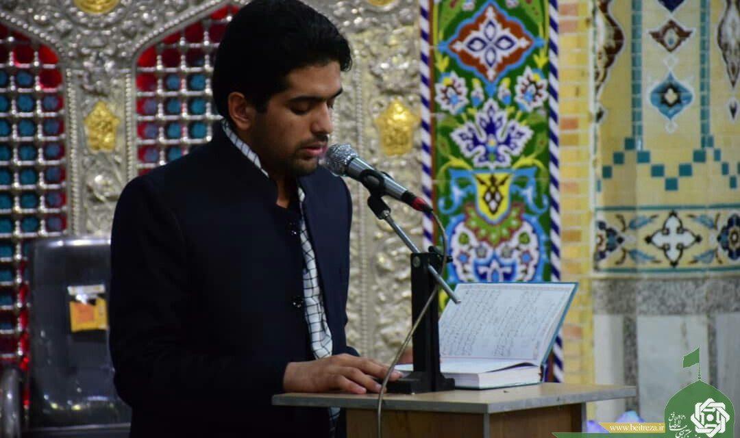 حضور خانواده شهید حججی در یادمان شهدا