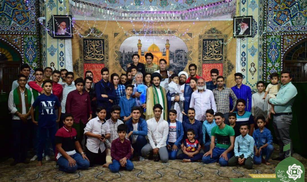 جشن شب عید غدیر