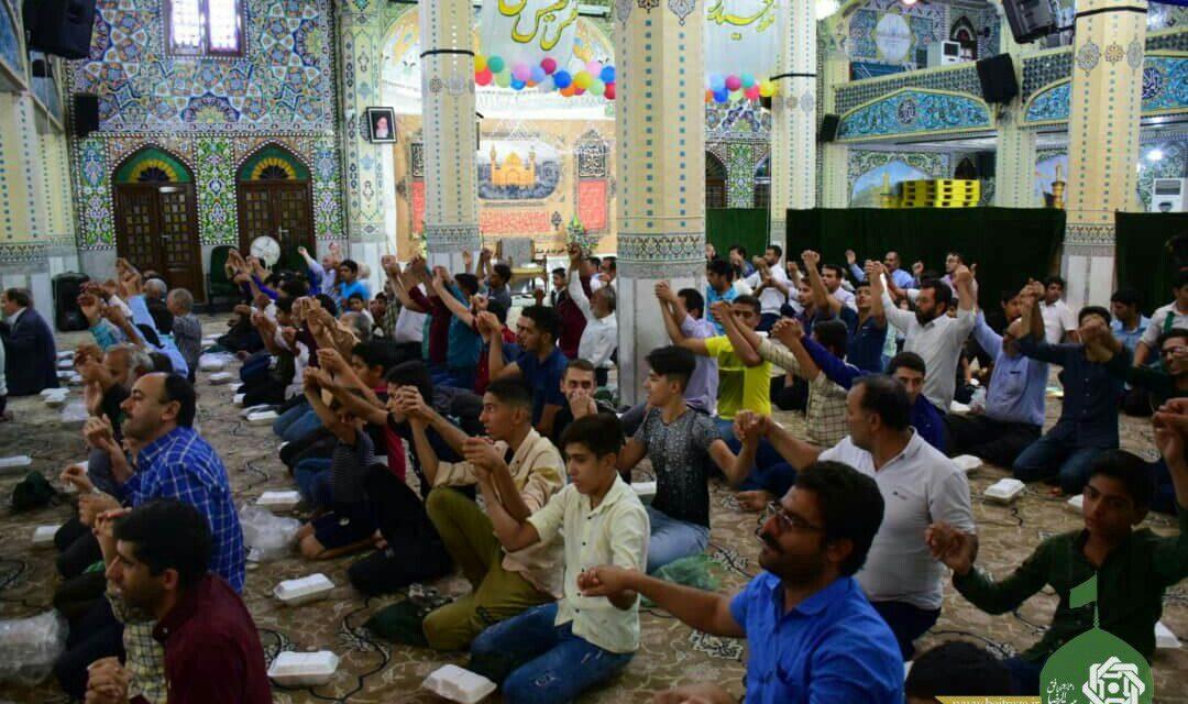 صبح جشن شب عید غدیر