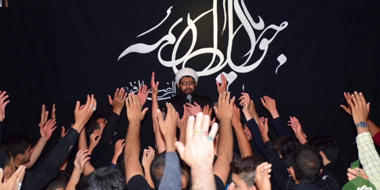مراسم شب شهادت جواد الائمه علیه السلام