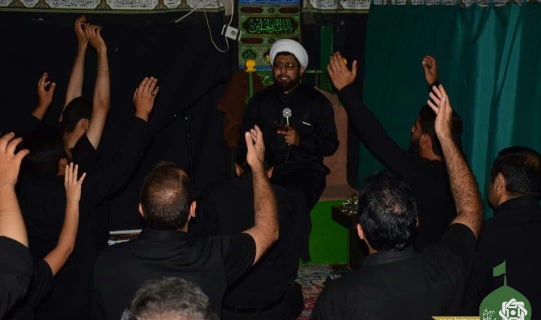 مراسم شهادت امام سجاد علیه السلام