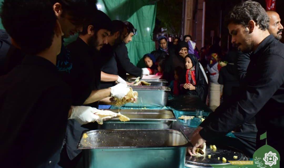 شام شهادت امام رضا علیه السلام