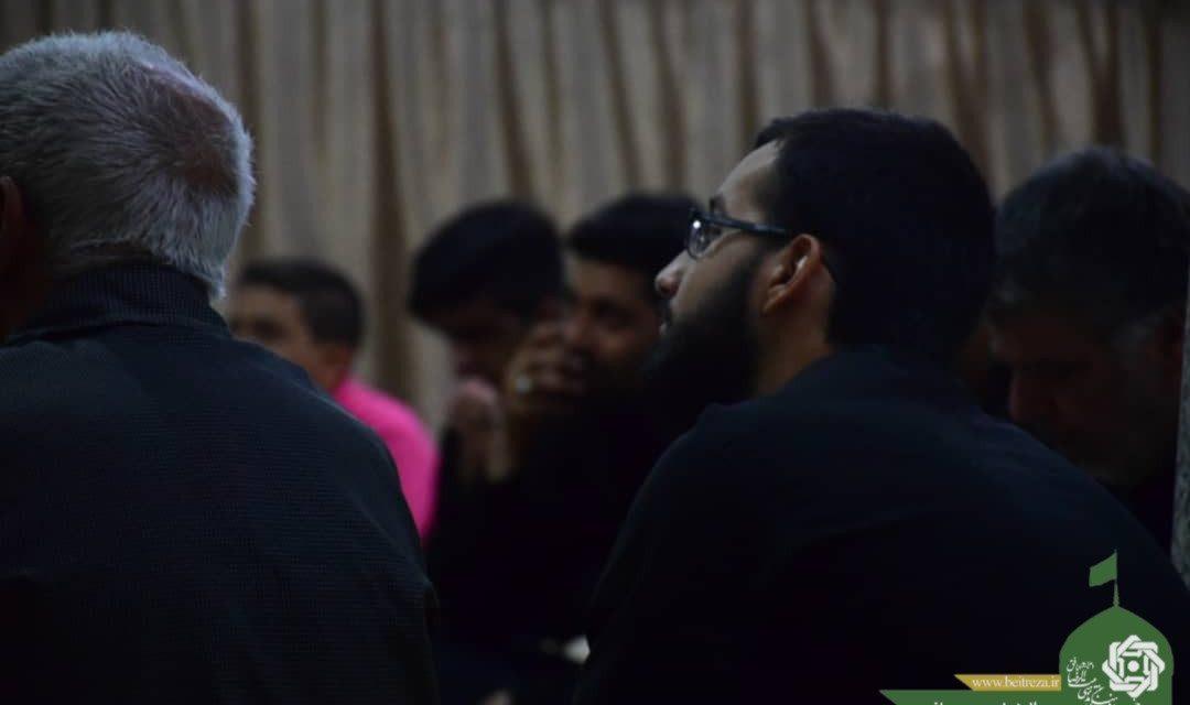 مراسم شهادت حضرت رقیه ( س )
