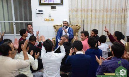 جشن ولادٺ پیامبر اکرم(ص) و امام صادق(ع)
