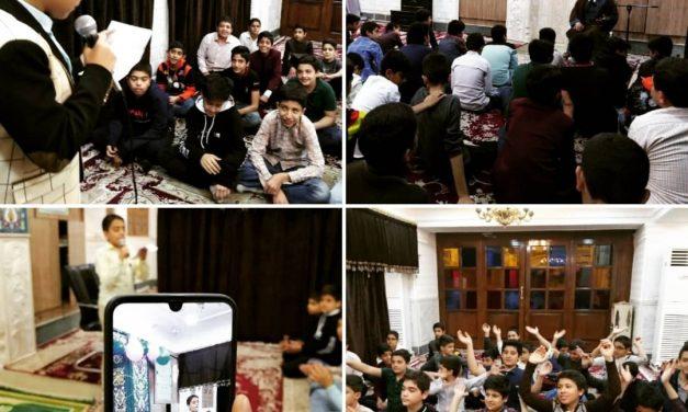 افتتاحيه طرح نخبه شهید چمران