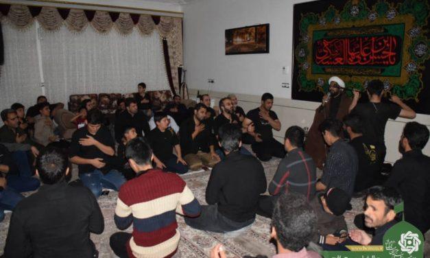 مراسم شب شهادت امام حسن عسکری (ع)