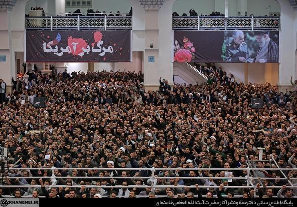 خطبههای نماز جمعه تهران